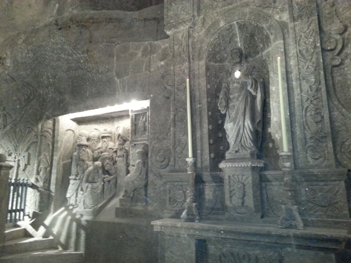 capilla santa kinga