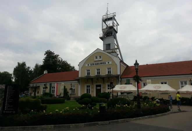 Minas de sal Wieliczka