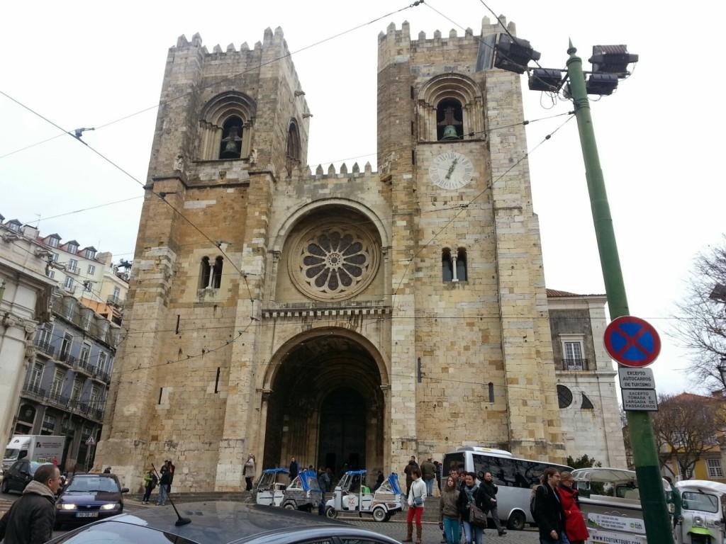 Catedral da Se Lisboa