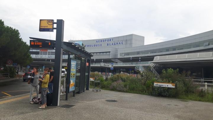 Aeropuerto Toulouse Blagnac