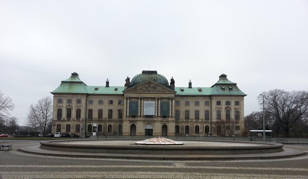 Palacio Japones- Dresden