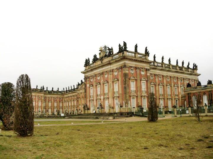 Palacio Nuevo Potsdam