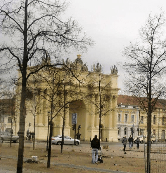Puerta de Brandeburgo Potsdam