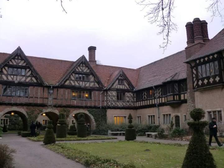 Palacio de Cecilienhof