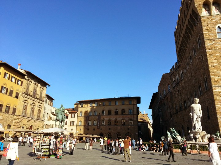 Piazza della Segnoria