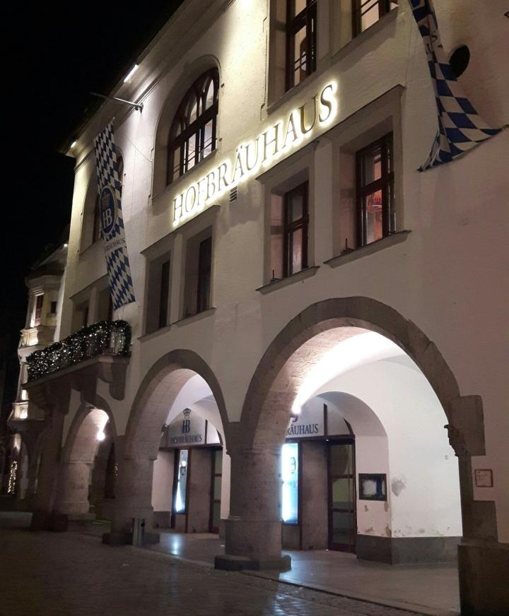 Hofbrauhaus Múnich