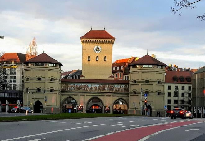 Isartor Múnich