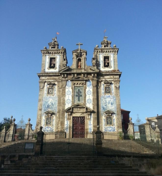 Iglesia San Ildefonso