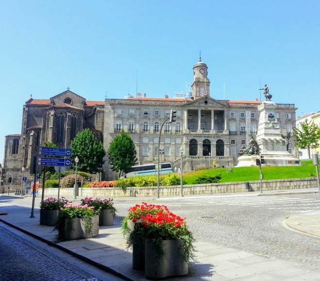 Palacio da Bolsa Oporto