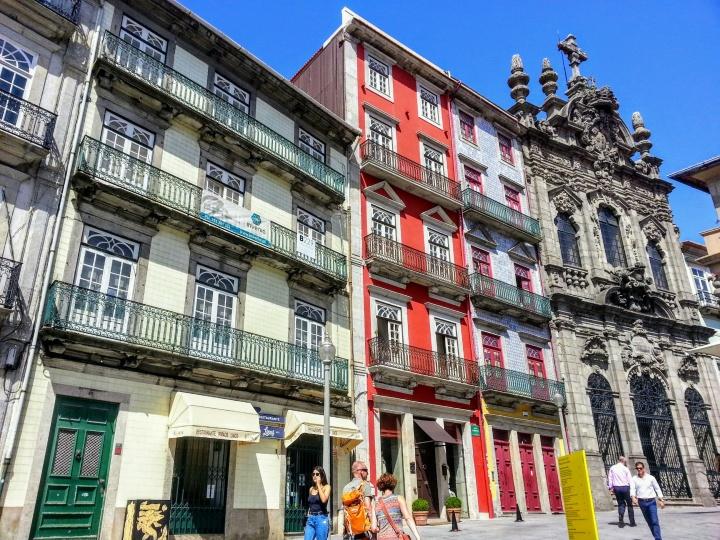 Rua das Flores Oporto