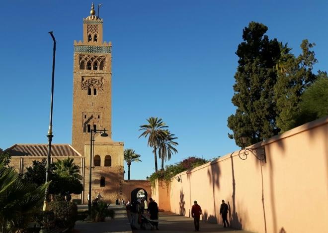 Mezquita Koutobia Marrakech