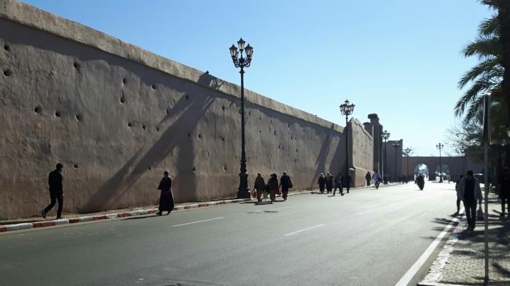 Murallas de Marrakesch