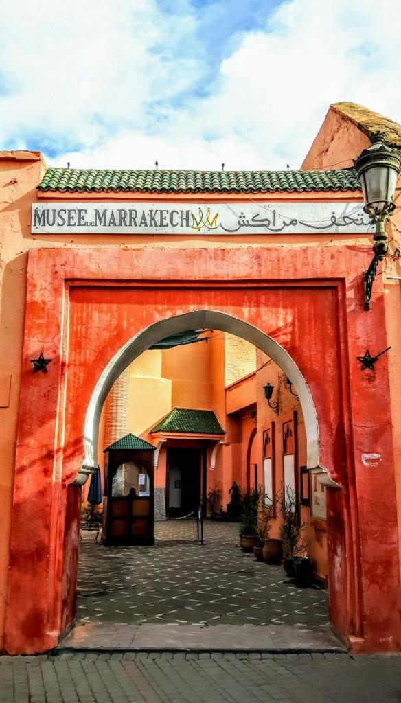 Museo de Marrakesch
