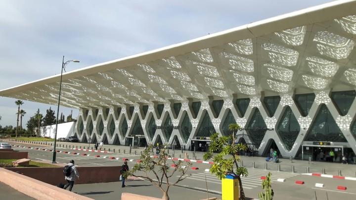 Aeropuerto de Marrakesch