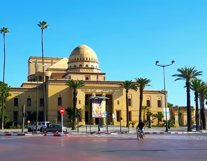 Teatro Marrakesch