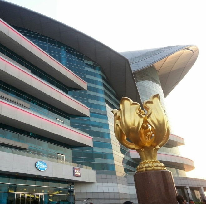 Plaza Golden Bauhinia