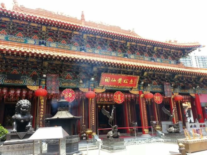 Sik sik yuen wong tai sin temple