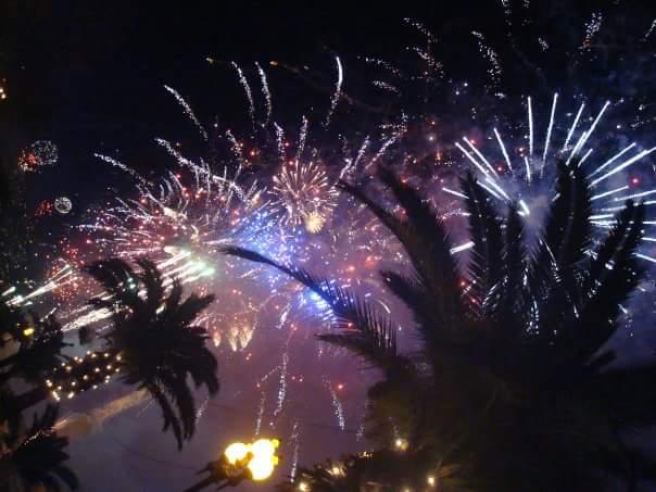 Fiestas de fin de año en Madeira