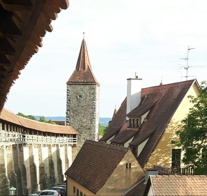 Murallas Rothenburg ob der Tauber