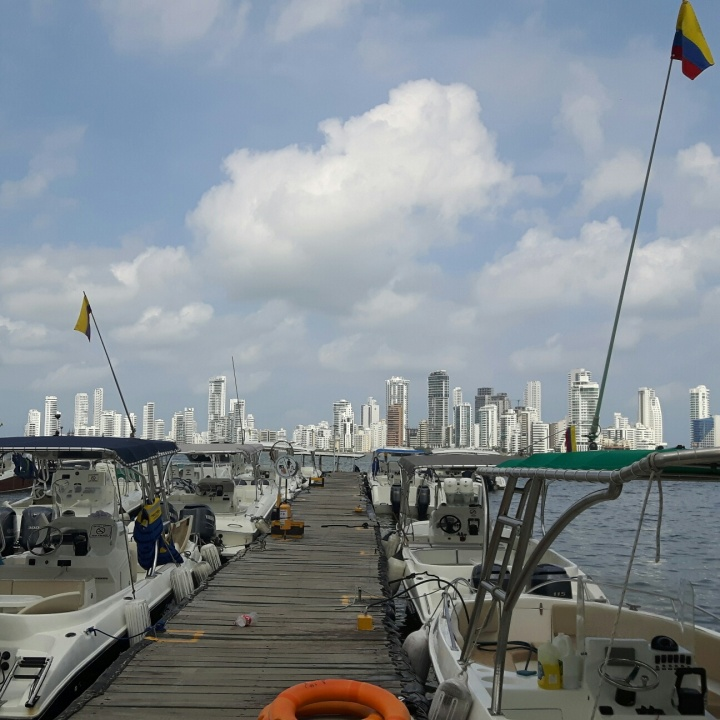 Marina Santa Cruz, Cartagena de Indias
