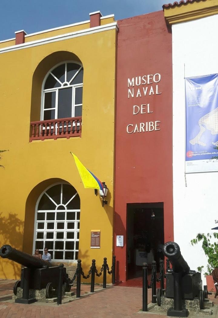 Museo Naval de Cartagena de Indias