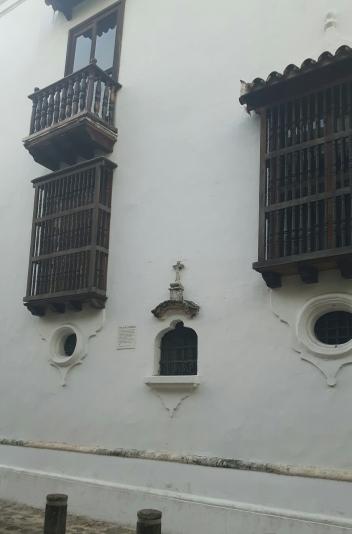 Ventana de la denuncia Cartagena de Indias
