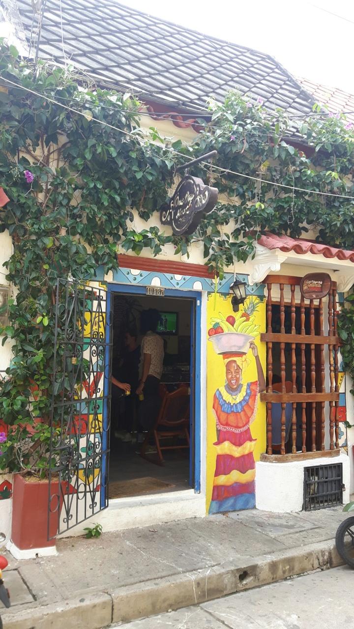 Alojamiento en Getsemaní