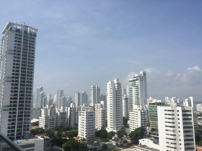 Experiencia de alojamiento en Bocagrande