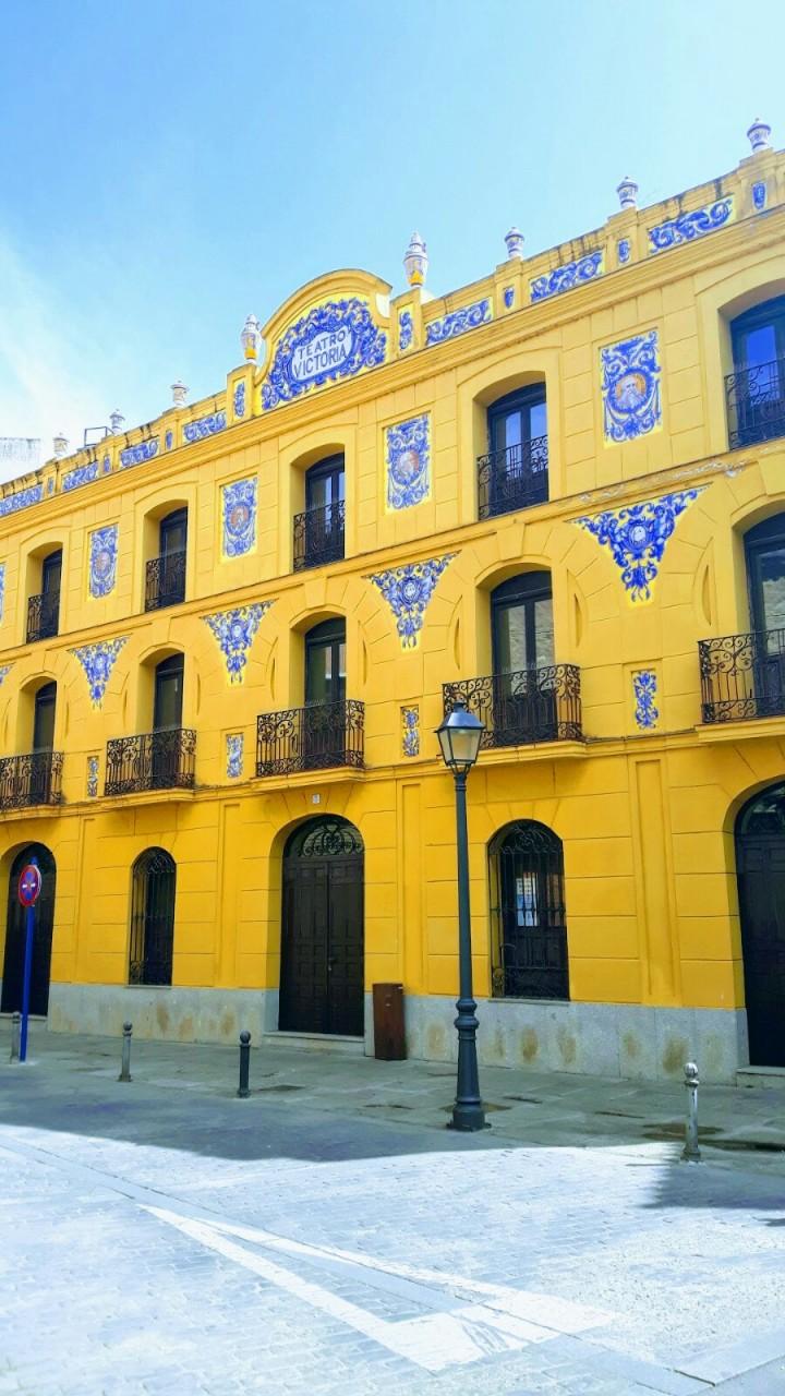 Teatro Victoria Talavera de la Reina