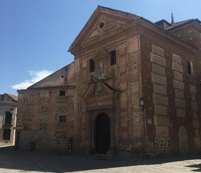Convento Madres Bernardas de la Encarnación
