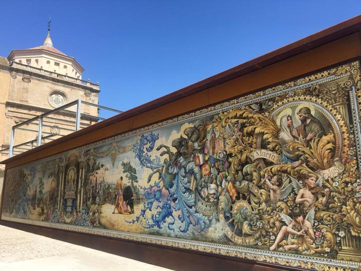 Mural de Talavera de la Reina