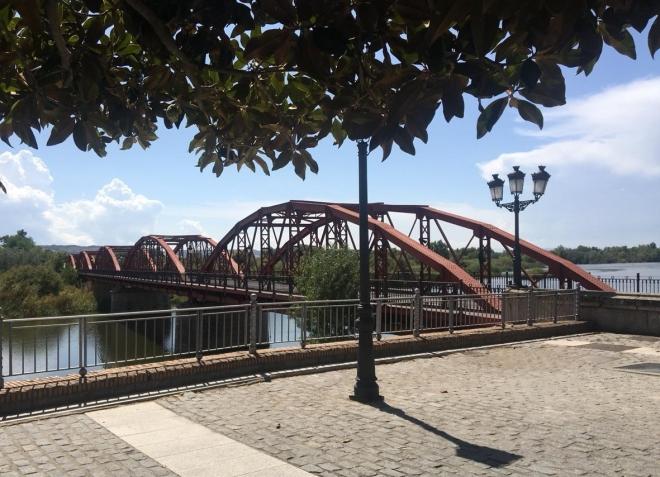 Puente Reina Sofia