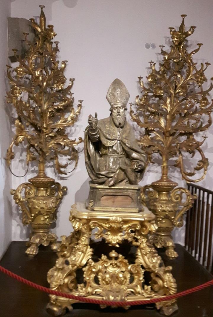 Museo di Santa Chiara Napoli